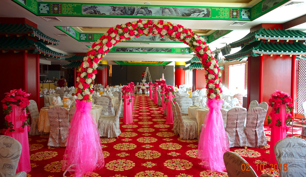 Chinese Wedding Banquet | Extra Super Tanker