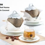 Double Boiled Hasma in Coconut
