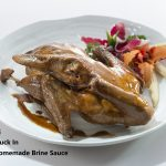 Whole Braised Duck