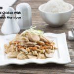 Stir Fried Chicken with Fresh Mushrooms