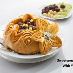 Sweetened Pumpkin with Yam Paste