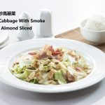 Stir Fried Cabbage with Smoked Bacon