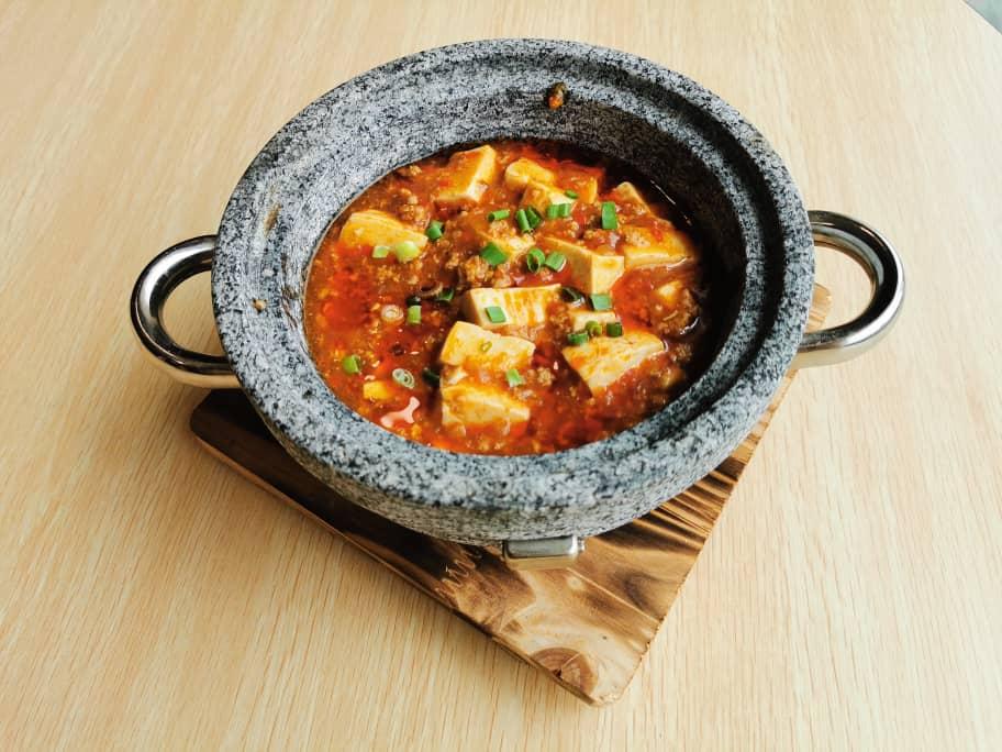 Stone Pot Mapo Tofu
