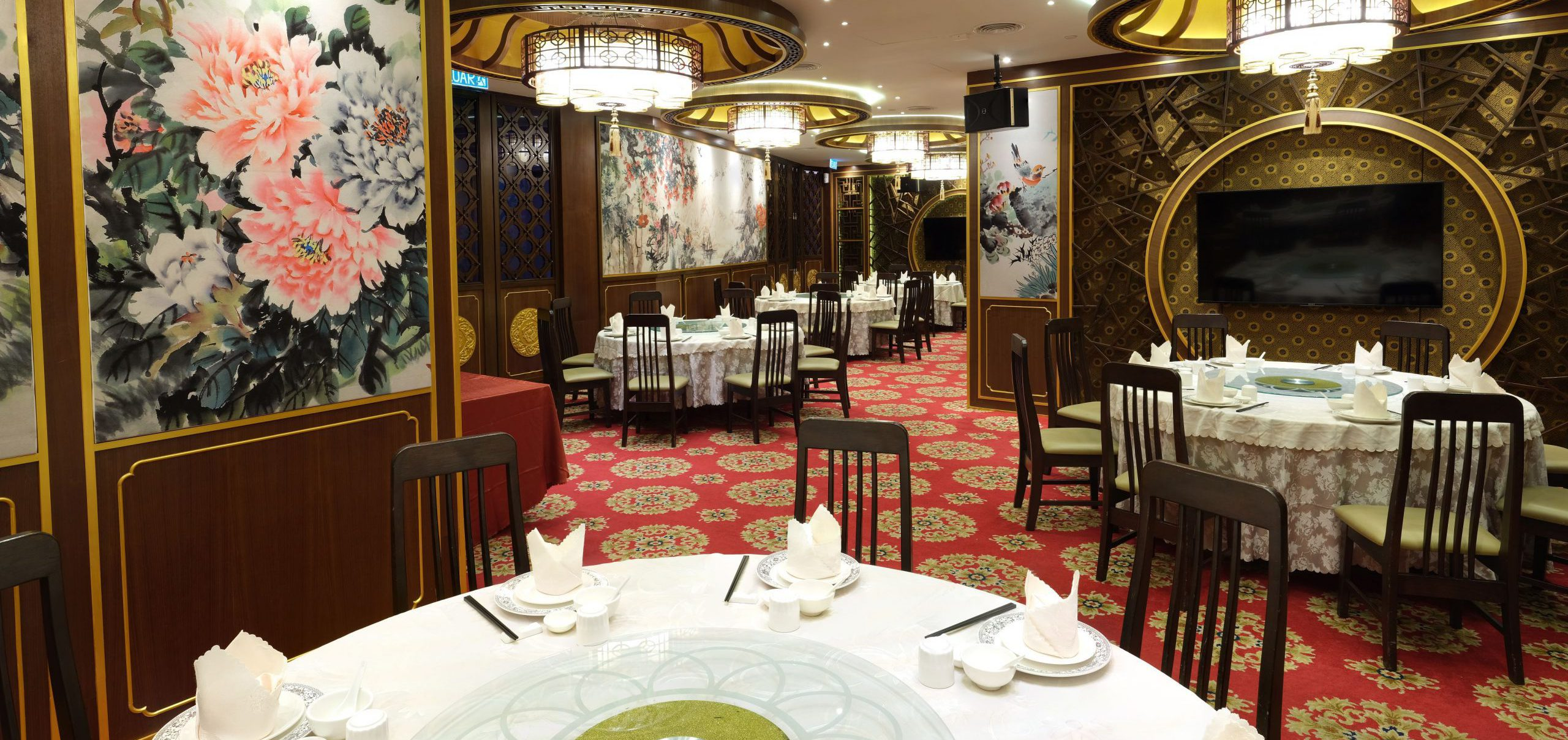 Chinese Restaurant in KL in Private Dining Rooms