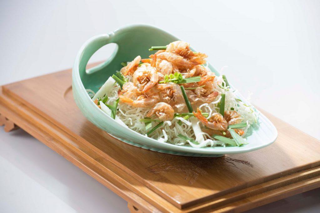 Crispy White Shrimp