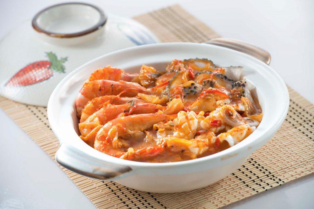 Claypot Seafood Jiang Nian Style