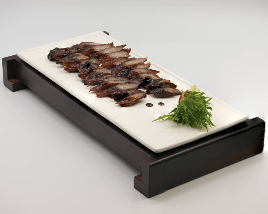 BBQ Iberico Pork Char Stew